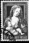 Stamps : Europe : Belgium :  Arte