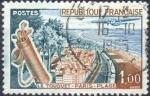 Stamps : Europe : France :  Le Touquet / Paris