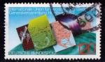 Sellos de Europa - Alemania -  Geofísica