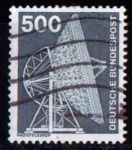 Stamps : Europe : Germany :  708. Industria y técnica