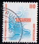 Stamps Germany -  Expo Hannover 2000
