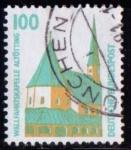 Sellos de Europa - Alemania -  1238. Capilla de Altöting
