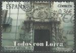Sellos del Mundo : Europa : España : Lorca3