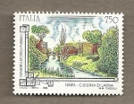 Sellos de Europa - Italia -  Cisterna de Latina
