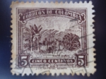 Stamps of the world : Colombia :  Café  Suave.- Correos de Colombia-