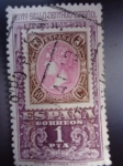 Stamps Spain -  ed: 1690 - Centenario Sello Dentado Español.