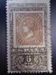 Stamps of the world : Spain :  Ed: 1691 - Centenario Sello Dentado Español.