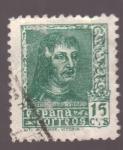 sellos de Europa - España -  fernando el católico