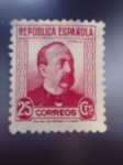 Sellos de Europa - España -  Personajes Españoles.-Manuel Ruiz Zorrilla. Ed:667