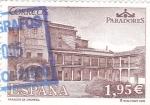 Stamps Spain -  Parador de Oropesa      (J)