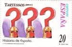 Sellos de Europa - España -  Historia de España  -TARTESOS (800 a.c.)     (J