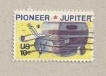 Sellos de America - Estados Unidos -  Pioneer a Jupiter