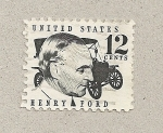 Stamps United States -  Henry  Ford