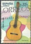 Sellos del Mundo : Europa : España : Guitarra