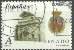 Sellos del Mundo : Europa : España : Senado