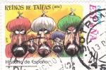Stamps Spain -  Historia de España  -REINOS DE TAIFAS (1051)      (J)