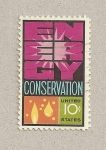 Stamps United States -  Conservación