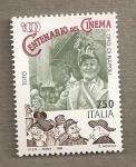 Stamps Italy -  Centenario Cine