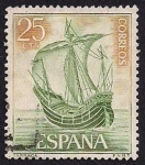 Stamps Spain -  Homenaje a la Marina Española