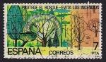 Stamps Spain -  Protección de la naturaleza