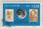 sello : America : Ecuador :