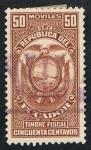 Stamps America - Ecuador -  TIMBRE FISCAL