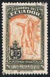 Stamps Ecuador -  DON PEDRO VICENTE MALDONADO 1748-1948