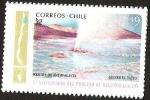 Sellos de America - Chile -  GEISER EL TATIO - REGION DE ANTOFAGASTA