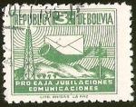 Sellos del Mundo : America : Bolivia : PRO CAJA JUBILACIONES COMUNICACIONES