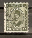 Stamps Egypt -  REY  FUAD