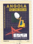 Stamps Angola -  seguros de riesgo industrial de Angola- ENSA