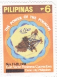 Stamps Philippines -  The Power of the Polygon