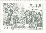 Sellos de Africa - Argelia -  paisaje argelino