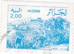 Stamps Algeria -  Ciudad argelina