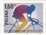 Sellos del Mundo : Europa : Polonia : 2333 -  XXX vuelta ciclista de la paz