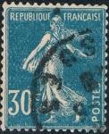 Sellos de Europa - Francia -  SEMBRADORA FONDO LLENO 1924-26. Y&T Nº 192
