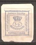 Sellos de Europa - España -  CORONA REAL