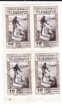 Stamps : Europe : Spain :  Colegio de Huérfanos de Telégrafos -Aportación voluntaria