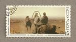 Stamps Russia -  Pintura por Arkhipov