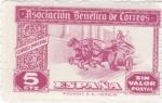 Sellos del Mundo : Europa : España : Asociación Benéfica de Correos-Correo Imperial-Sin valor postal-     (k)