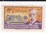 Sellos de Europa - España -  Colegio de Huerfanos de Telégrafos, 50 Aniversario(K) de la Fundación del cuerpo-NO VALIDO PARA TASA