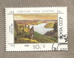 Stamps Russia -  Paisaje