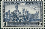 Stamps Europe - Spain -  Congreso