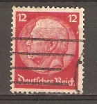 Stamps Germany -  DEUTCHES REICH