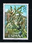 Stamps Spain -  Edifil  2089  Flora.