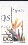 Stamps Spain -  Flora - Ave del Paraíso     (k)
