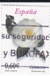 Sellos de Europa - España -  Flora-  Camelia      (k)