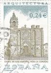 Sellos de Europa - España -  Ntra.Sra.de la Calva- Catedral de Zamora      (k)