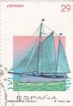 Sellos de Europa - España -  Barcos de Época            (k)