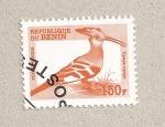 Stamps Benin -  Ave Upupa eprops